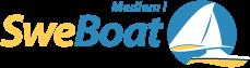 Eriksson Marine är medlem i Sweboat logo