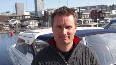 Johan Karlsson : Försäljning/Delägare/VD