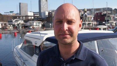Mattias Nielsen : Försäljning/Delägare
